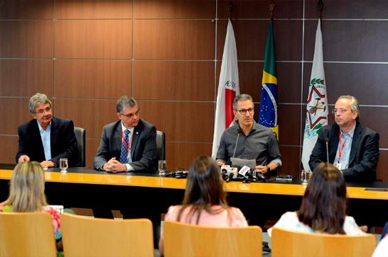 Romeu Zema apresenta reforma administrativa e prevê economia de R$ 1 bilhão