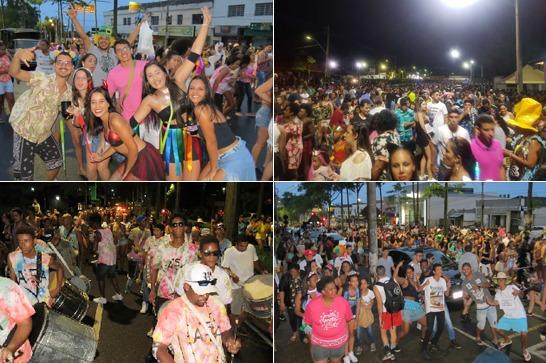 Bloco Vai Quem Quer destaca Carnaval em Araxá