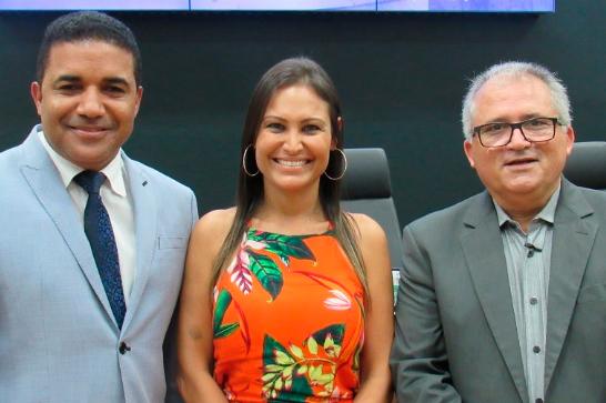 Fernanda Castelha preside CPI instaurada na Câmara de Araxá