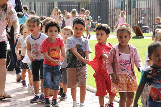 Parque do Cristo recebe visita de alunos da rede de ensino 1