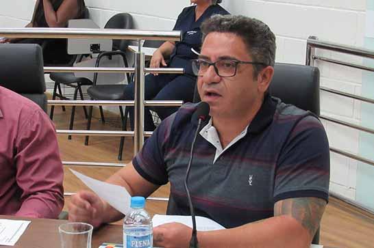 Câmara Municipal aprova projeto de lei do vereador Robson Magela