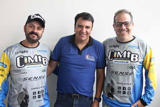 Prefeitura apoia e incentiva o esporte através da CIMTB