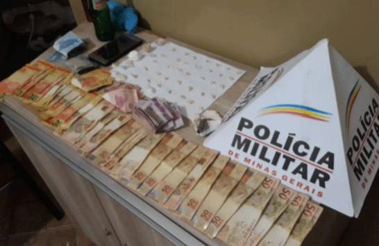 Dono de bar é preso suspeito de tráfico de drogas no Santa Terezinha