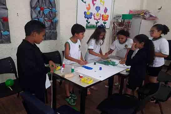 Prefeitura é parceira em projetos para crianças, adolescentes e idosos