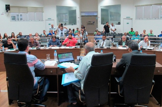 Destaques da reunião ordinária da Câmara Municipal de Araxá - 07/03/2019