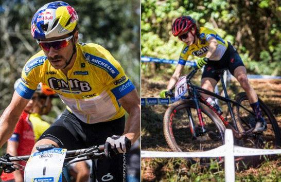Quatro dias, quatro vitórias: Avancini e Campuzano são os campeões da CIMTB em Araxá