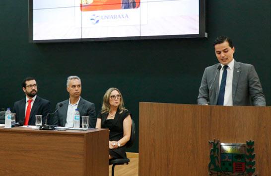 Câmara Municipal e Uniaraxá abrem semana de atendimentos jurídicos