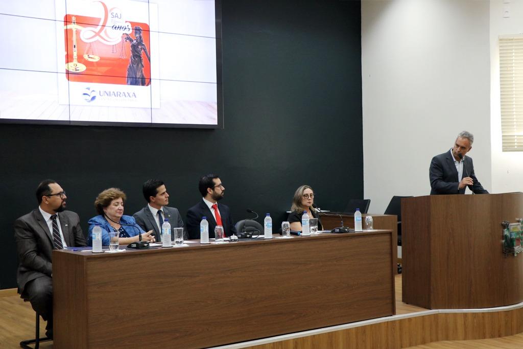 Câmara Municipal e Uniaraxá abrem semana de atendimentos jurídicos 3