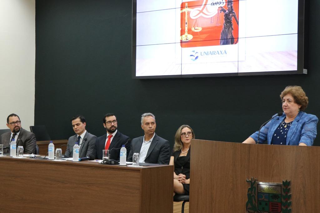 Câmara Municipal e Uniaraxá abrem semana de atendimentos jurídicos 5
