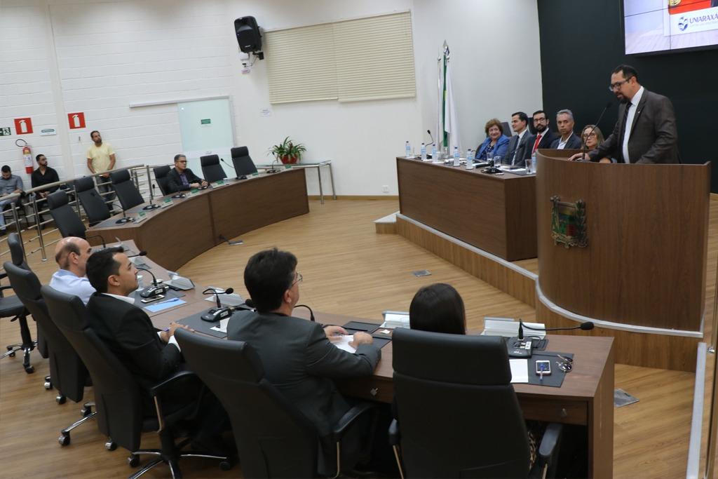 Câmara Municipal e Uniaraxá abrem semana de atendimentos jurídicos 7
