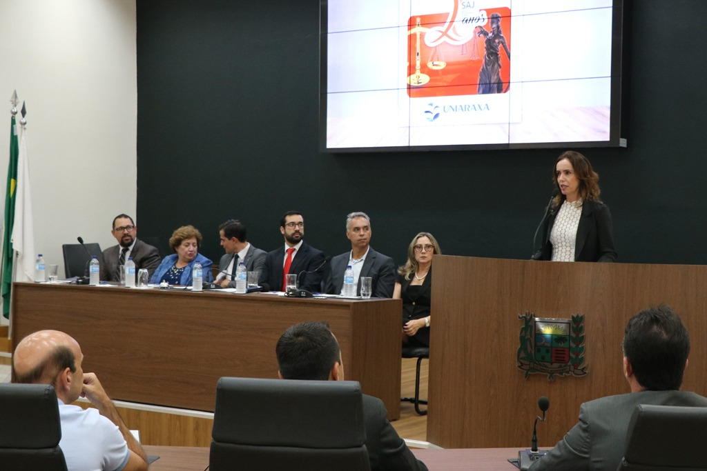 Câmara Municipal e Uniaraxá abrem semana de atendimentos jurídicos 10