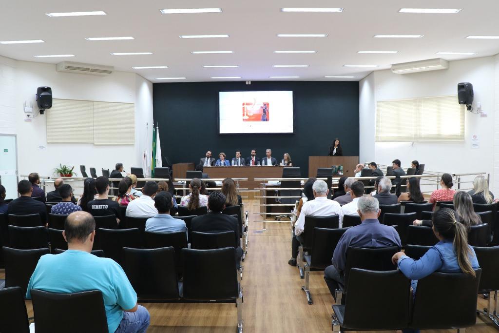 Câmara Municipal e Uniaraxá abrem semana de atendimentos jurídicos 11
