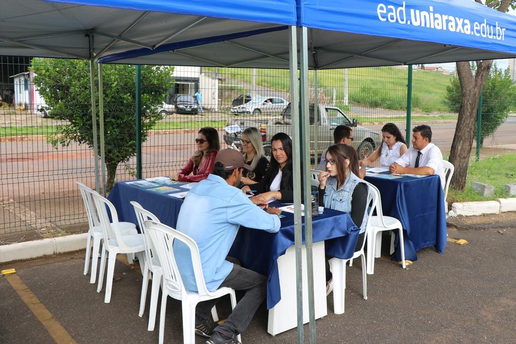 Câmara Municipal e Uniaraxá abrem semana de atendimentos jurídicos 13