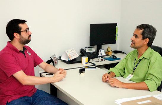 Raphael Rios promove pesquisa para viabilizar oferta de cursos de qualificação profissional