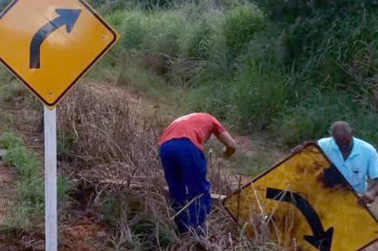 Rodovias estaduais no entorno de Uberaba recebem melhorias