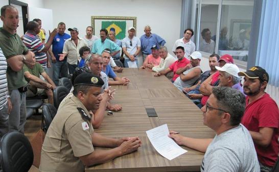 Nova lei de limitação de circulação de veículos pesados já está em vigor em Araxá