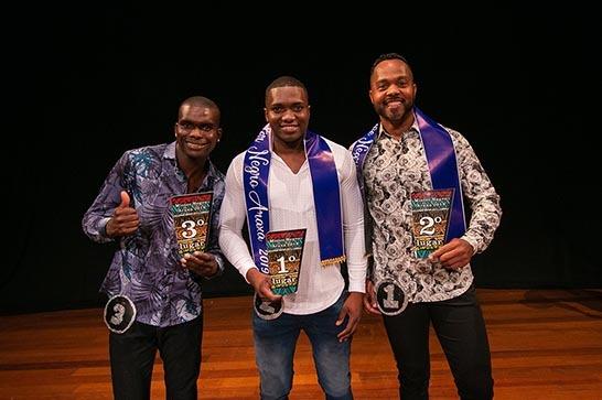 Prefeitura promove Concurso Mister Negro