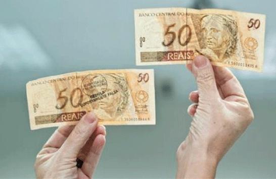 Polícia Militar alerta sobre circulação de notas falsas