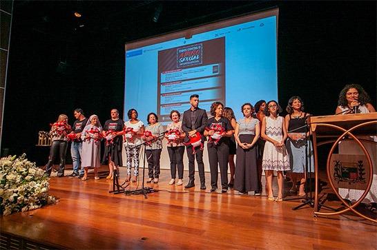 Campanha 'Todos contra o abuso sexual Infanto-juvenil' homenageia apoiadores