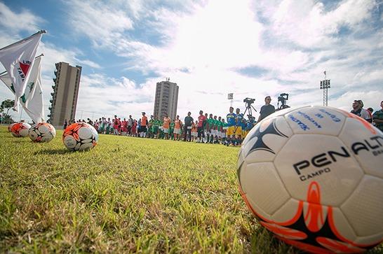 Inscrições abertas para 1ª Copa Municipal de Futebol Master