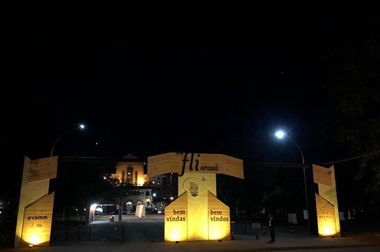 Prefeitura é parceira do Fliaraxá