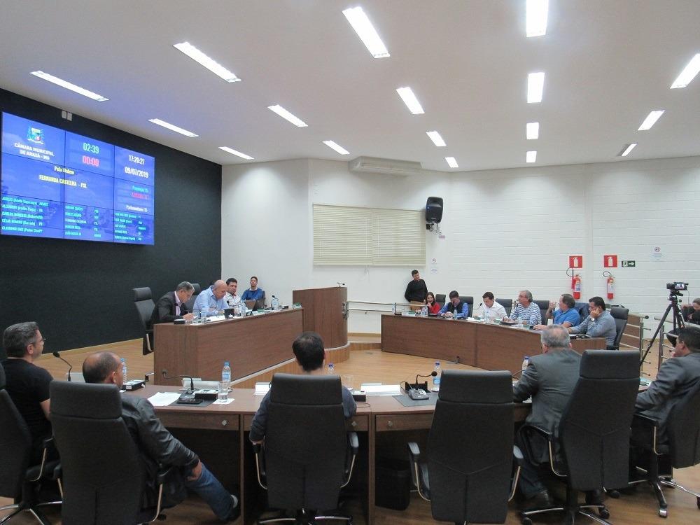 Confira os destaques da Câmara Municipal de Araxá – 09/07/2019