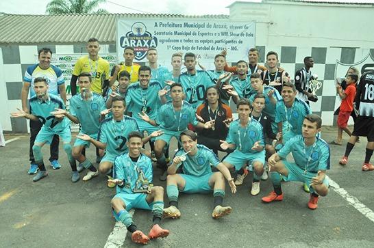 1ª Copa Beja de Futebol Araxá é encerrada com grande sucesso 2