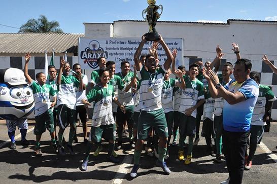 1ª Copa Beja de Futebol Araxá é encerrada com grande sucesso 3