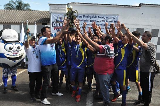 1ª Copa Beja de Futebol Araxá é encerrada com grande sucesso 4
