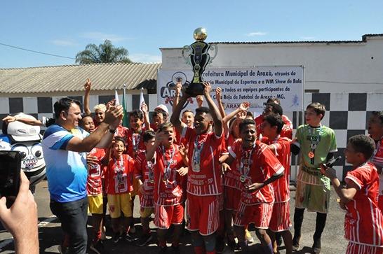 1ª Copa Beja de Futebol Araxá é encerrada com grande sucesso 7