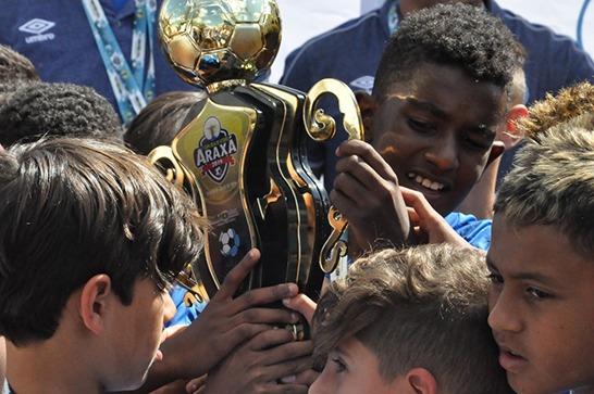 1ª Copa Beja de Futebol Araxá é encerrada com grande sucesso