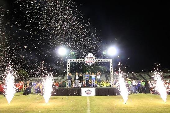 Começa a 1ª Copa Beja de Futebol Araxá