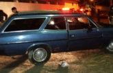 PM recupera carro furtado em Araxá