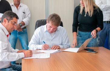 Prefeitura repassa terrenos para mais seis empresas se instalarem no DI