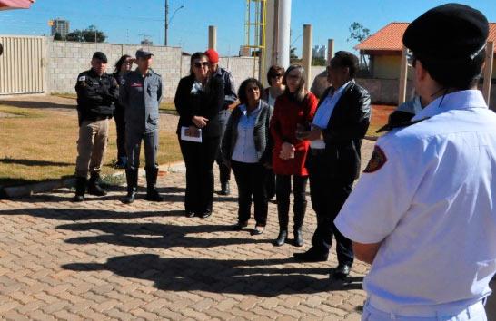 Prefeitura realiza projeto de visitação às obras