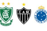 Futebol mineiro faz temporada de altos e baixos com América, Atlético e Cruzeiro