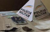 PM prende jovem suspeito de tráfico de drogas no Pão de Açúcar