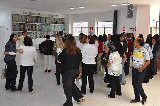 Prefeitura promove segundo dia do tour com profissionais da educação