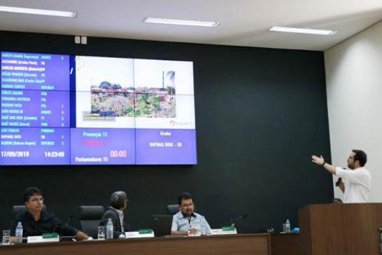 Raphael Rios cobra providências para evitar o surgimento de favelas em Araxá