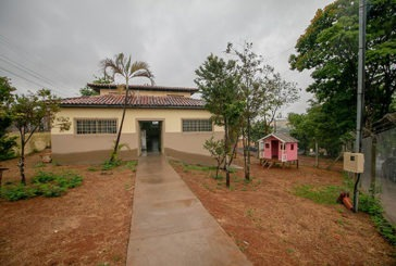 Prefeitura reativa Cras do bairro Tiradentes