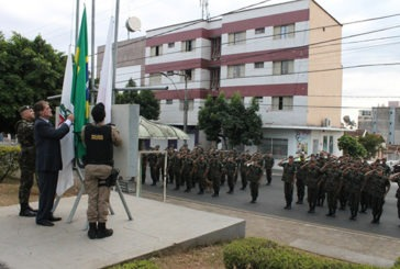 Prefeitura inicia Semana da Pátria em Araxá