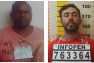 Polícia Militar divulga fotos de foragidos da APAC de Araxá