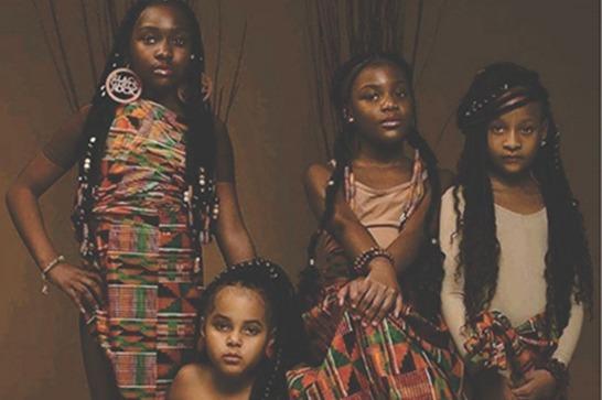 Inscrições abertas para o 1° Concurso Miss e Mister Beleza Negra Kids