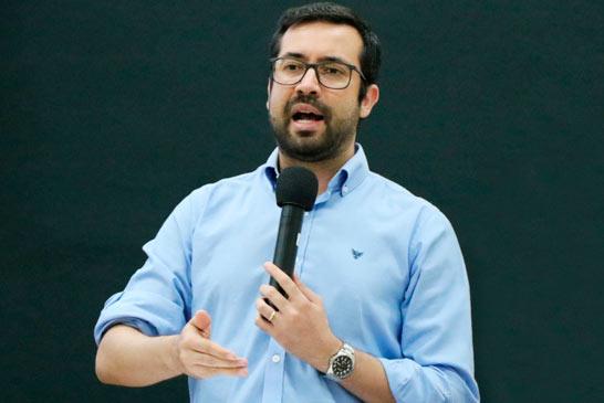 Raphael Rios aborda a importância do retorno do Programa de Cuidados Paliativos da Santa Casa