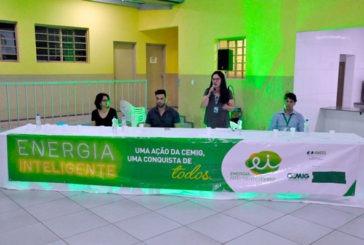 Cemig inicia em Araxá projeto de eficiência energética para famílias de baixa renda