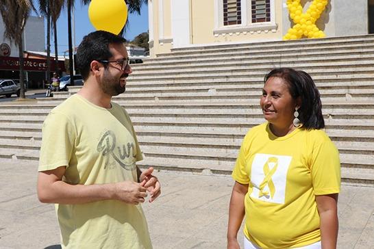Ações marcam o Dia Municipal de Prevenção ao Suicídio e Valorização à Vida 1