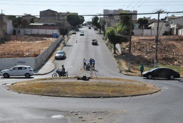 Para o início das obras do viaduto, trecho da Rua Uberaba será interditado