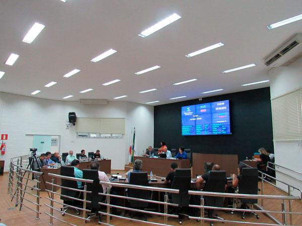 Destaques da reunião ordinária da Câmara Municipal de Araxá – 22/10/2019