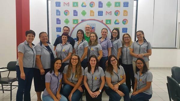 Cultura Inglesa Araxá já desenvolve atividades do Google for Education