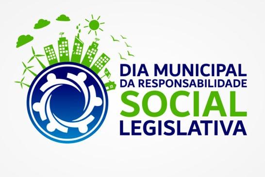 Dia da Responsabilidade Social Legislativa oferece série de atendimentos e serviços à comunidade na Câmara